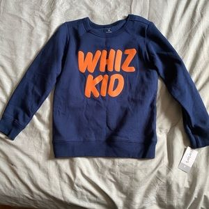 Sweater from Carters